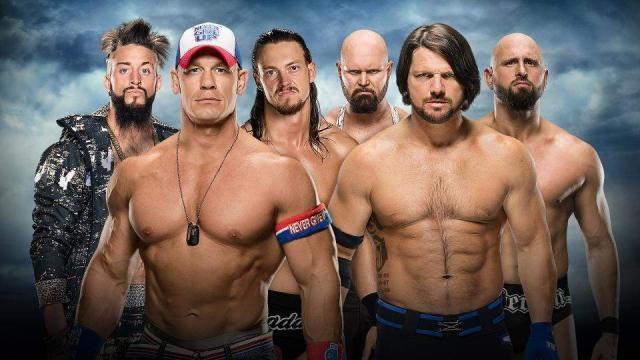 WWE Battleground 2016 Preview: Matches & Predictions | Heavy.com ... - heavy.com