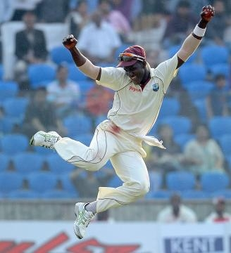 India tour of West Indies, 1st Test (Twitter)