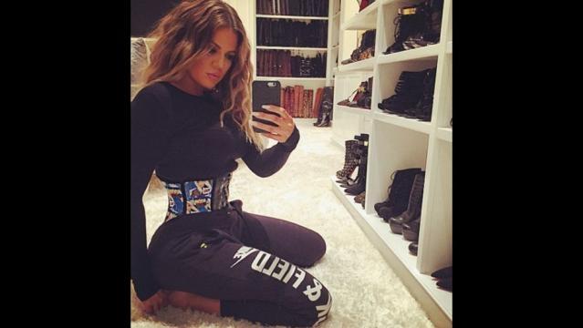 Khloe Kardashian contó cómo bajo de peso y mostró sus abdominales ... - trome.pe
