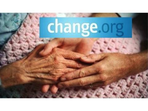 La violenza sugli anziani e la petizione di change.org in loro aiuto