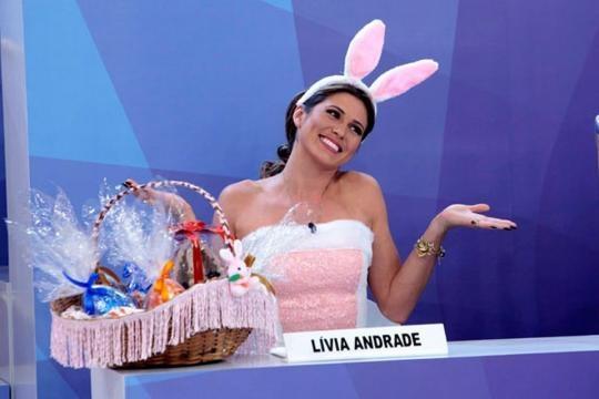 """Silvio Santos cutuca e Eliana fala sobre novo namorado: """"Gosto ... - com.br"""