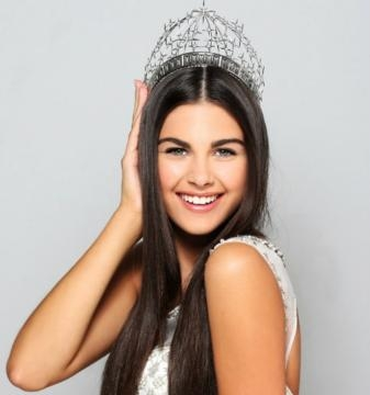 Miss Teen USA 2015 Katherine Haik. (c) Miss Universe Organization. Used by permission.