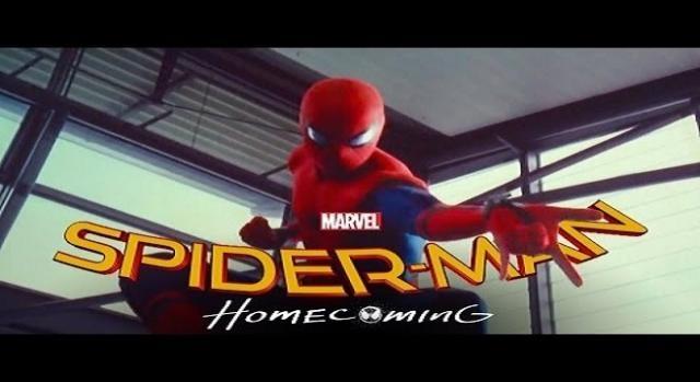 Allegados al set de grabación de 'Hombre Araña: Regresa a Casa' reinstalan a la Iron Suit