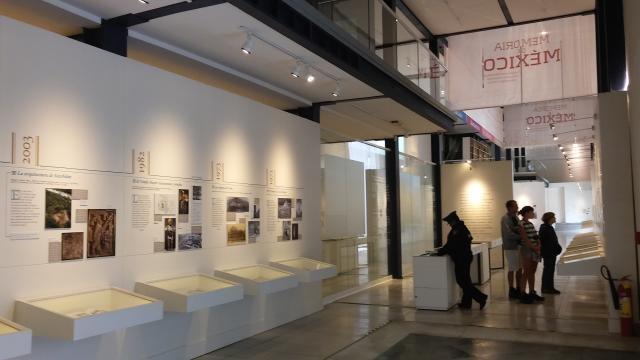 Exposición Memoria de México presenta libros para dar identidad nacional