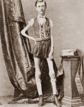 Isaac W. Sprague, surnommé