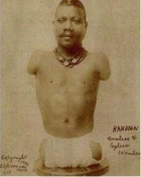 Le prince Randien, plus connu sous le nom de