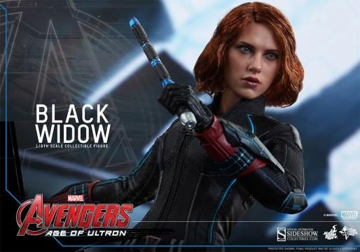 Marvel Black Widow Sixth Scale Figure by Hot Toys | Sideshow ... - sideshowtoy.com