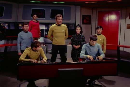 Netflix To Beam CBS's New Star Trek Series Globally | Digital Trends - digitaltrends.com