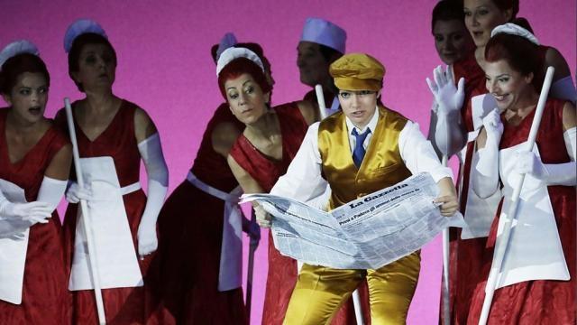 BBC Radio 3 - Lena Belkina as Pippo in La gazza ladra from the ... - bbc.co.uk