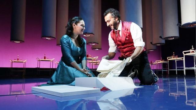 BBC Radio 3 - Opera on 3, Rossini's La gazza ladra - Rossini: La ... - bbc.co.uk