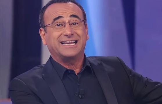 Carlo Conti, conduttore di Tale e Quale Show.