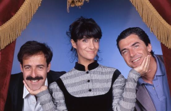Il trio in memoria di Anna Marchesini