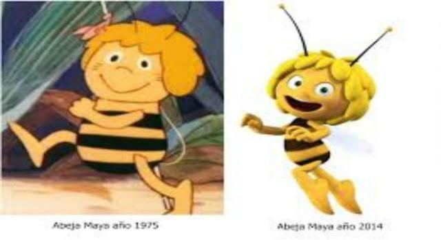 La abeja Maya, ayer y hoy, en 3D (cronicasgermanicas.com)