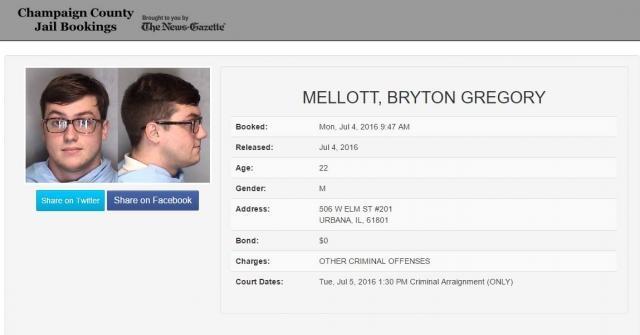 Man Promptly Arrested After Posting Viral July 4th Flag Burning ... - rockfeed.net