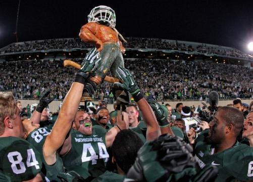 10 Best Trophies of College Football Rivalry Week - fansided.com