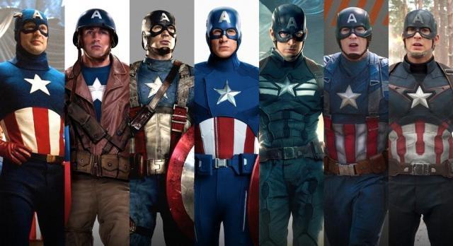 Os ofrecemos el especial 75º Aniversario de Capitán América   Cultture - cultture.com