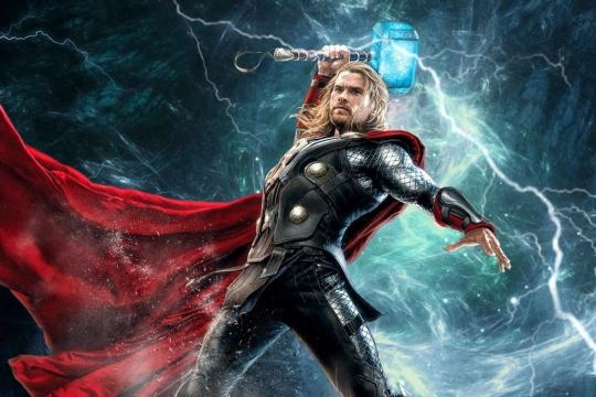 Thor: Ragnarok': Jeff Goldblum y Karl Urban se incorporan al ... - ecartelera.com