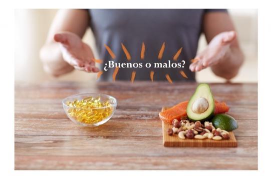 Alimentos sustitutos saludables