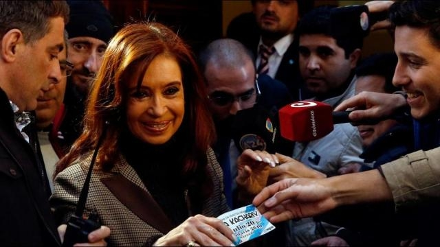 Cristina denunció a Bonadio porque Bonadío filtró información