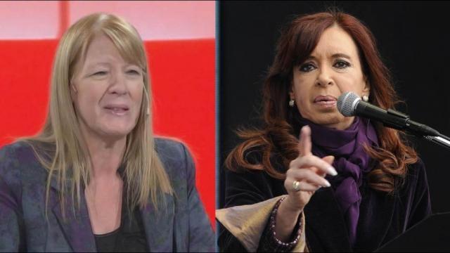 Cristina denunció a Stolbizer y a Bonadio