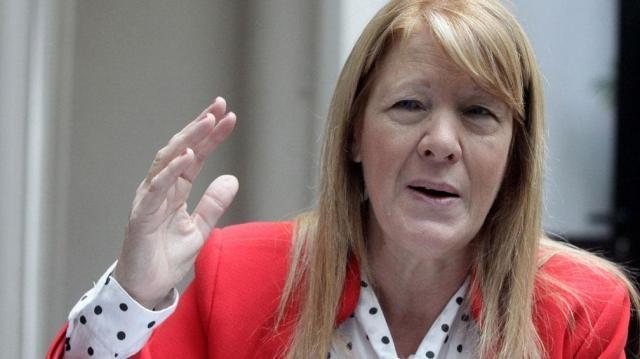 """Stolbizer denunció por """"cohecho"""" a Cristina ante Bonadio"""