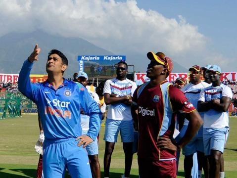 Live Cricket Score: India vs West Indies, 2nd ODI - India vs West ... - ndtv.com