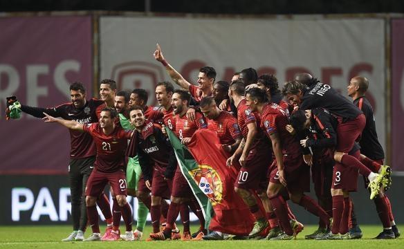 Portugal campeonato da Europa 2016