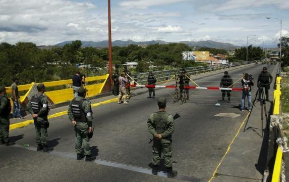 Reabren paso peatonal por 12 horas en frontera colombo-venezolana