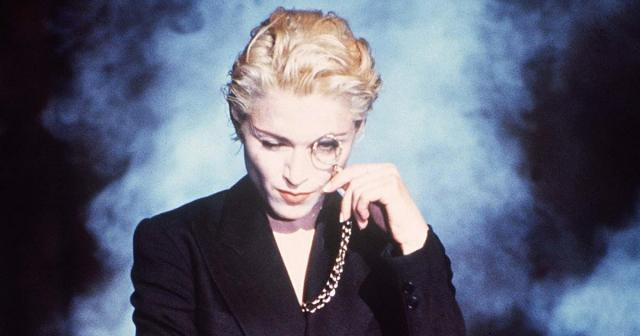 Madonna nel suo celebre Videoclip EXPRESS YOURSELF che ricalca il film cult Metropolis(1927) di Fritz Lang