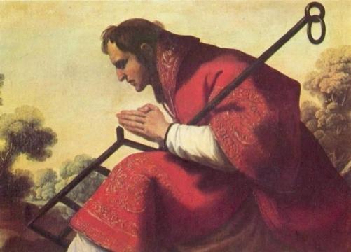 San Lorenzo Martire:emblema dell'immortalità dello Spirito