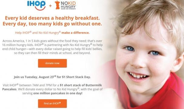 IHOP: $1.00 Short Stack of Pancakes Coming Up August 23rd ... - freebies2deals.com