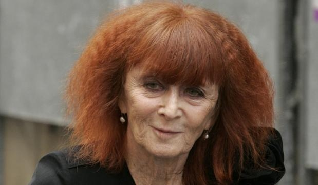 La créatrice de mode Sonia Rykiel, décédée à paris