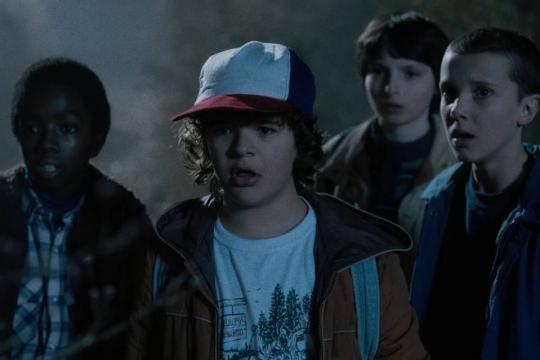 How Netflix's 'Stranger Things' Channels Steven Spielberg, John ... - wsj.com
