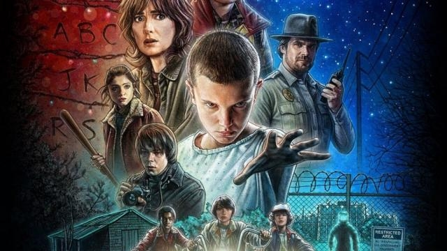Stranger Things' Created After Duffer Brothers Were Turned Down ... - heroichollywood.com