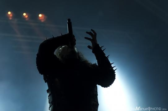 Dark Funeral Vagos Metal Fest 2016 - 1ºdia