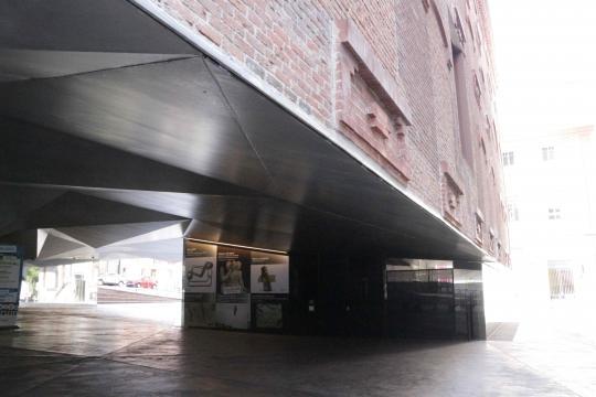 La estación del Mediodía hoy transformada en el nuevo museo contemporáneo de Madrid