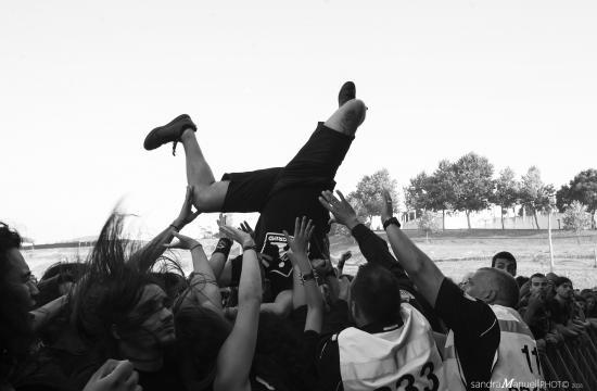 Público Vagos Metal Fest 2016 - 1ºdia