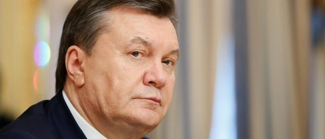 Viktor Yanukovych, l'ex presidente ucraino di dichiarate politiche filorusse