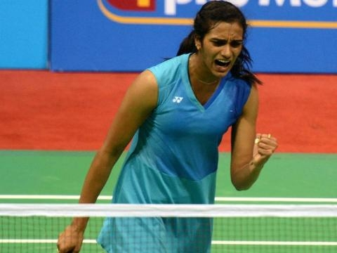 China Masters: Sindhu, Prannoy advance as India witness good day ... - sportstarlive.com