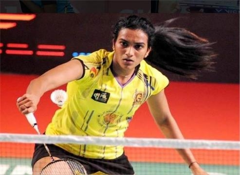 Indian shuttler PV Sindhu beat Scottish counterpart Gilmour to win ... - indiasamvad.co.in