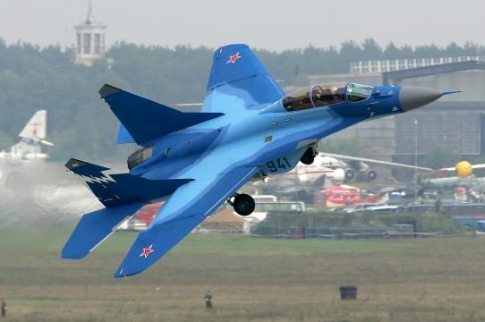 Russia's MiG-29 Fulcrum: A Super Fighter The ... - nationalinterest.org ( Blasting News Support)