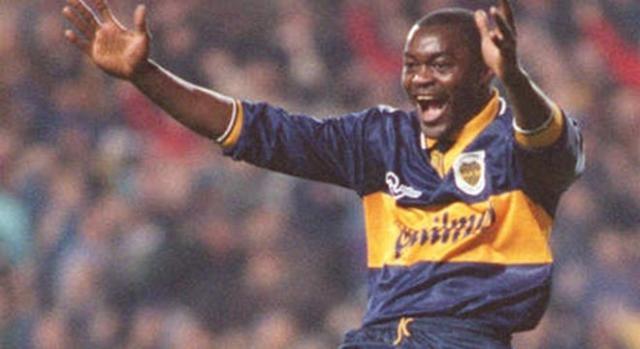 Alphonse Tchami, el camerunés que triunfó en La Boca