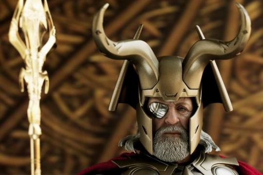 Thor 3 Ragnarok : El padre de Thor, Odin - 2017   melty - melty.es