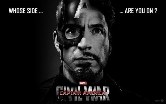 DeviantArt: More Like Captain America - Civil War Wallpaper by lesajt - deviantart.com