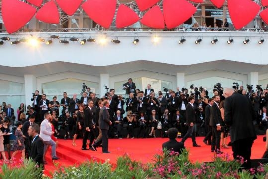 Live from the 71st Venice Film Festival: let the show begin! - tucano.com