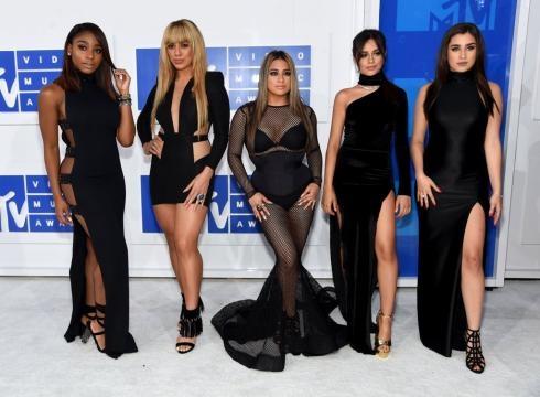 Fifth Harmony at the MTV Video Music Awards 2016 | POPSUGAR Latina - popsugar.com
