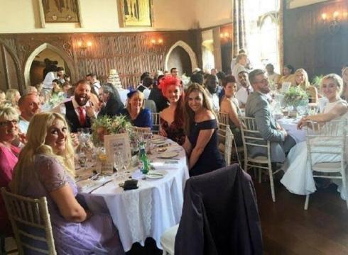 Parvesh Rana weds Scarlett Wilson in London(Youtube screengrab)