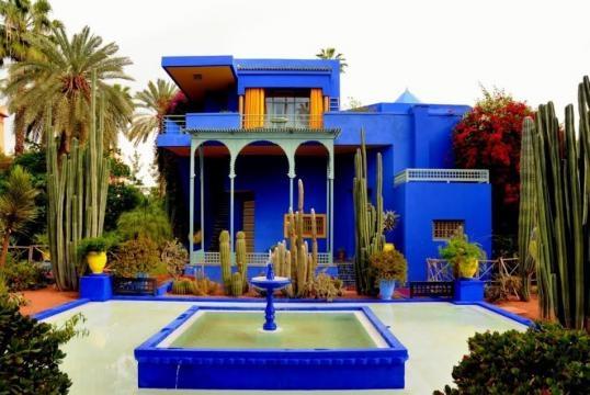 Il Marocco esotico! Non farti sfuggire i Giardini Majorelle