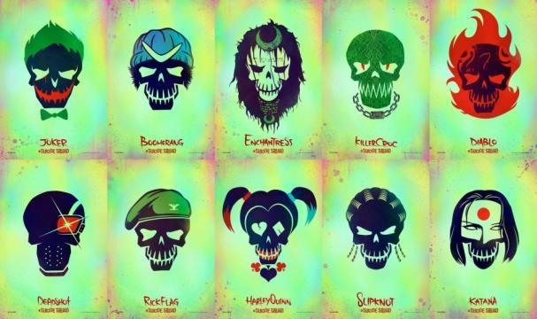 Suicide Squad:¡Revelada la duración de la película! Y personaliza ... - lospochocleros.com