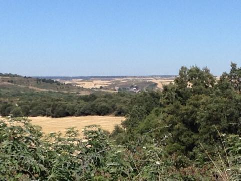 La región de Burgos donde hubo alguna vez un mar interior